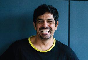 Capoeira India Teacher Professor Baba